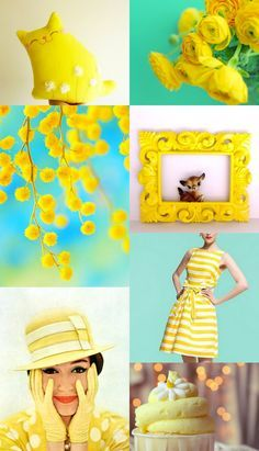 canary yellow colour