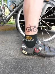 """Résultat de recherche d'images pour """"bicycle tattoo"""""""