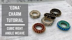 bead embroidery patterns on fabric Bead Crochet Patterns, Bead Embroidery Patterns, Beaded Jewelry Patterns, Beading Patterns, Bead Jewelry, Bracelet Patterns, Loom Patterns, Bead Earrings, Right Angle Weave