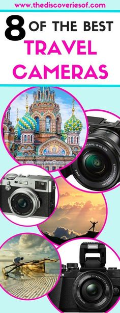 8 awesome travel cameras. Looking for a cheap affordable camera gear for your backpack? We've tried and tested hundreds of mirrorless, small compact and SLR cameras to whittle it down to 8 picks for stunning pictures and video. Read more.
