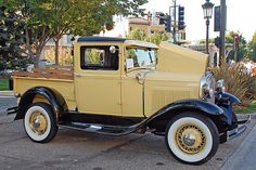 1930 Ford Model A Pickup | Owner Jerry Martin Livermore | Flickr