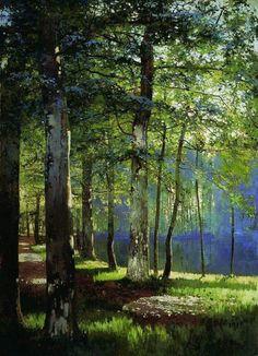 Andrei Nickolaevich Schilder, 1861-1919 Russian painter
