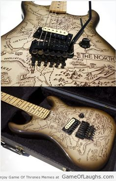 Game Of Thrones guitar - Game Of Thrones Memes
