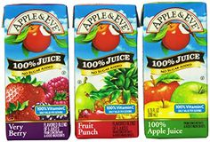 Apple  Eve Organic Quenchers Juice Variety Pack 675 Fluid Ounce 36 count *** Check this awesome product by going to the link at the image.