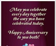 Pin On Happy Anniversary Sayings