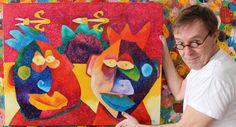 'Jan Six & ( 2007 ). 90 x 70 cm, by Paul Megens. Dinosaur Stuffed Animal, Artists, Toys, Animals, Activity Toys, Animales, Animaux, Clearance Toys, Animal