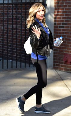 Kristin Cavallari from The Big Picture: Today's Hot Pics  The TV personality is all smiles as she is seen out and about in New York City.