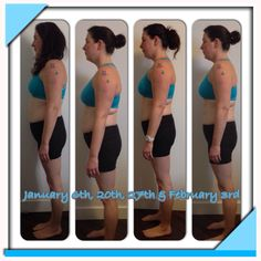 Amazing program! Only 30 days to these results! Feeling fantastic!!!! Http://www.meaghanreid.isagenix.com