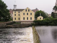 Visit the Haunted Slater Mill - 10 Astonishing Attractions In Rhode Island