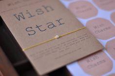 Wish Bracelet Friendship Sterling Silver Bead Hemp by WishCharms