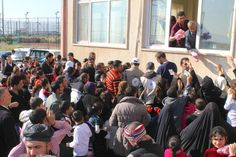 Atrocities being committed in Syria and Iraq have displaced close to 1.5 million people. Spirit of America's work in the Kurdistan Region of Iraq is helping alleviate the suffering of the worlds fastest growing refugee and IDP population. #ISIS #refugees #IDP #Iraq #Syria #Erbil #Kurdistan #SpiritofAmerica #nonprofit #humanitarian #help