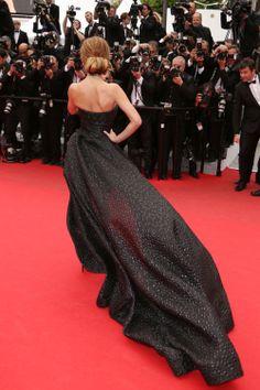 Cheryl Cole In Monique Lhuillier At Cannes Film Festival 2014