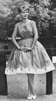 60's party dress