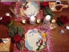 Jantar do Dia dos Namorados  [http://www.tabletips.com.br]