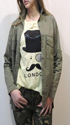 Spring Collection, Military Jacket, Jackets, Fashion, Down Jackets, Moda, Field Jacket, Fashion Styles, Military Jackets