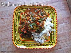 Miss Adventurenaut: Maharajah Lentil Curry
