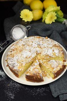 Zitronen Mandelkuchen Glutenfrei - Lemon Almond Cake Glutenfree (23)