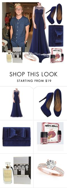 """""""with Niall Horan in fashoin show"""" by ms-hostya ❤ liked on Polyvore featuring Oliver Spencer, Pour La Victoire, INC International Concepts and Victoria's Secret"""