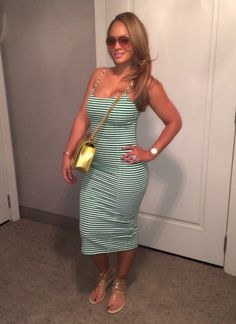 Shes my favorite!!!!! Basketball Wives Star Evelyn Lozada Reveals Summer Fashion Faves   OK! Magazine