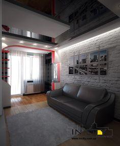 Дизайн спальни в Нью-Йоркском стиле