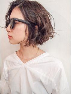 シマ キチジョウジ プラスワン(SHIMA KICHIJOJI PLUS1) [SHIMA/安藤]ハンサムボブ