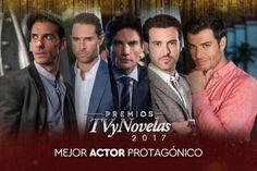 Premios TVyNovelas 2017 Ganadores: Mejor Actor Protagónico, Sebastián Rulli