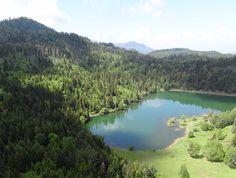 Kakhisi Lake - Georgia