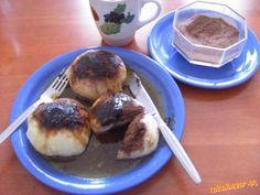 KARAMELOVA POLEVA na buchty na pare Slovakian Food, Mojito, Pancakes, Pudding, Breakfast, Desserts, Morning Coffee, Tailgate Desserts, Deserts