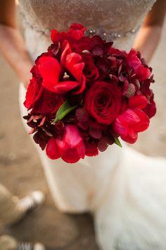 all red-bridesmaids @Mandy Dewey Seasons Bridal