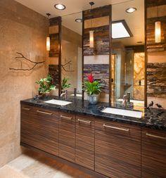 Designer Special - contemporary - Bathroom - San Diego - James Patrick Walters