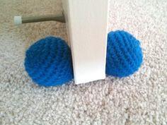 Crochet Doorstop Pattern