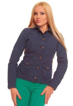 FreshMade Damen Jacke Blazer blau Gr.36 von Freshmade, http://www.amazon.de/dp/B00890JNDS/ref=cm_sw_r_pi_dp_biPerb1CP4G9E