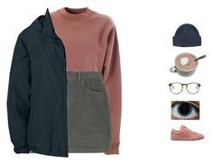 """all my fault"" by anastuhec ❤ liked on Polyvore featuring Acne Studios and Jack Wills"