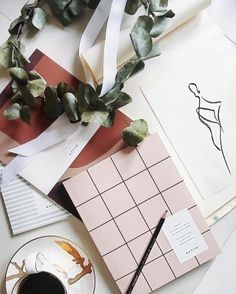 A beautiful and decorative mess home at 💗💕 we like it so so much ! Paper News, Product Photography, Paper Goods, Copenhagen, Notebooks, Household, Gift Wrapping, Instagram Posts, Beautiful
