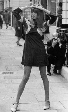 Pattie Boyd, Swinging London