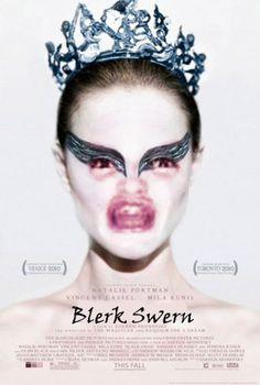 Ermahgerd! Blerk Swern!! Hahaha!
