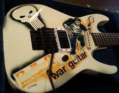 ESP MII - Punisher War Guitar