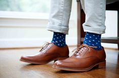It's Time To Step Up Your Sock Game, Fellas. Here's How