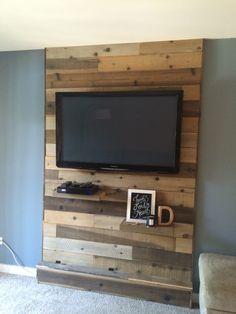 Rustic wall decor! Easy DIY by Chris!