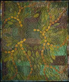 Celtic Spiral IX by Larkin Jean Van Horn