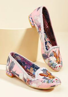 Hare She Goes Again Loafer; Modcloth, $108