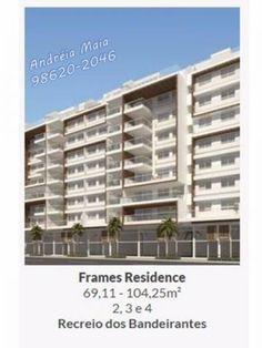 Apartamentos de 2 a 4 quartos