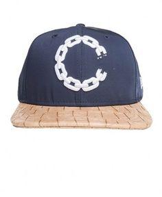 Crooks & Castles - Chain C Strapback Cap - $40
