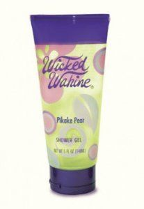 Wicked Wahine Pikake Pear Shower Gel 5oz. by Tikimaster. $6.71. Invigorate your senses with our fun and flirty Wicked Wahine Pikake Pear Shower Gel. This fruit infused gel will leave you feeling clean, fresh, and captivated. All shower gels are made in Hawaii and contain beneficial aloe vera gel and extracts from healing sources such as the papaya, hibiscus, Pacific sea kelp, white ginger, and ginger root. Coordinate this shower gel with another Wicked Wahine product of the sa...