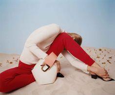 Danse Lente Introduce Gorgeous Modernism Inspired Handbags | Trendland