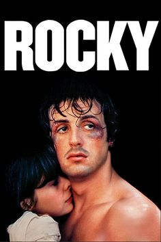 """1976 Film: Rocky Balboa is a struggling Philadelphia boxer who is scorned by his gym's owner, patronized by a loan shark and rebuffed by a shy 'plain-Jane', whose butcher brother keeps engineering a romantic match. Rocky would have remained in this rut had not heavyweight champion Apollo Creed come up with the Bicentennial gimmick to give a chance for a 'nobody' to become a 'somebody'. The """"Italian Stallion"""" trains earnestly and goes the distance...against all odds!"""