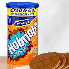 McVitie's Milk Chocolate Hobnobs | World Market