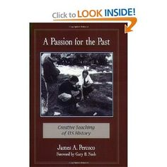 A great social studies teaching book for Middle school and High School teachers by a superb HS teacher James Percoco!