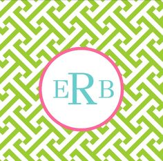 Awesome app that makes a monogram backround called wall about you