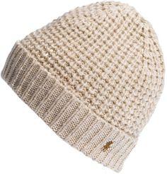 Polo Ralph Lauren Waffle Knit Wool Blend Hat in Beige for Men (buff)